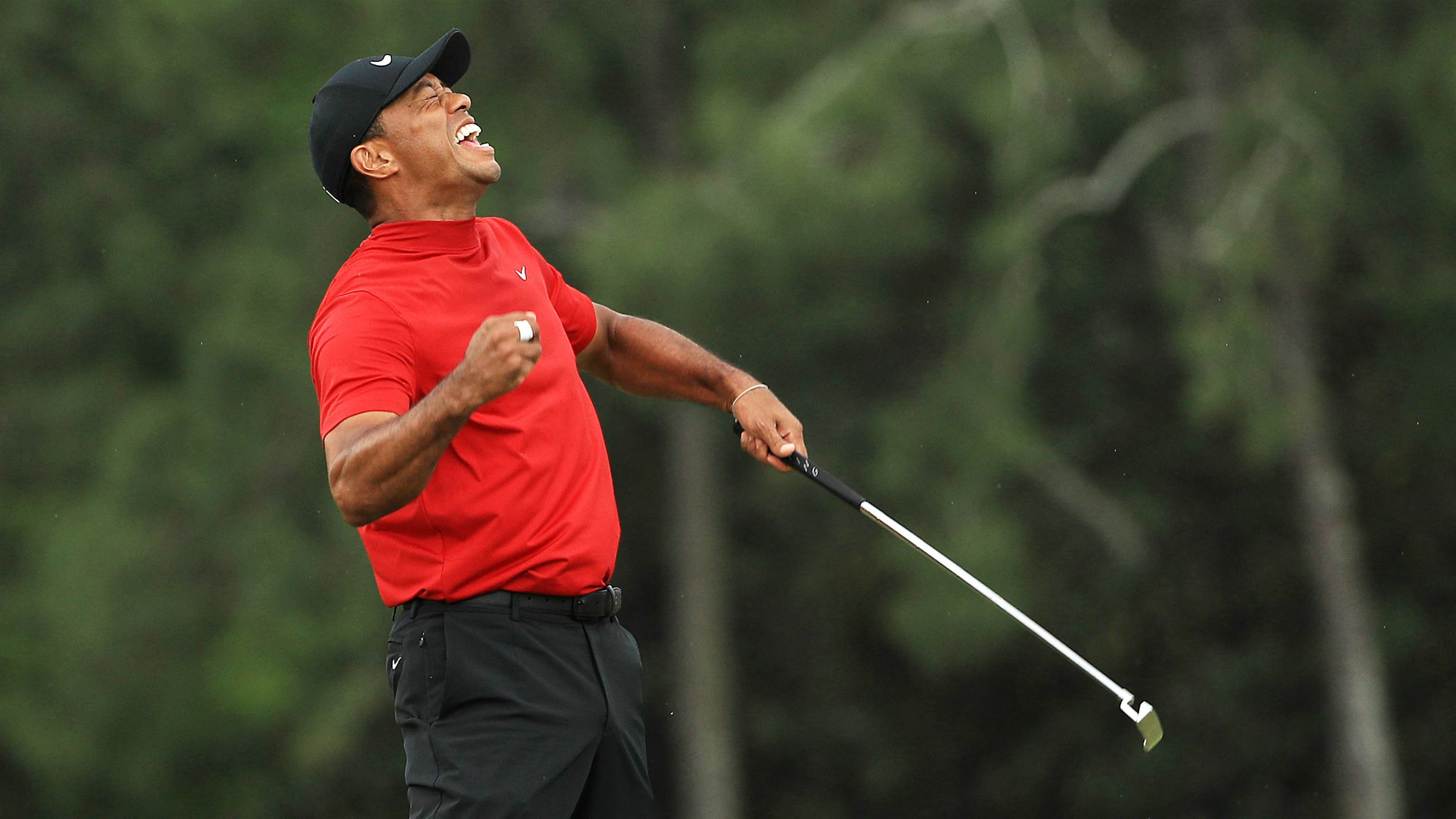 Morri: Tiger – The golfing gift that just keeps on giving
