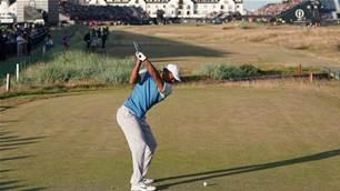 Morri: Links golf … Now that's entertainment