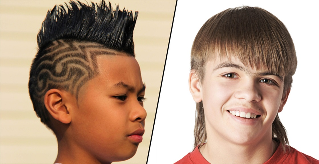 Which haircut is the coolest?