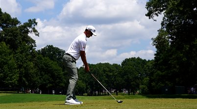 Reader help: How far should I stand from the ball?