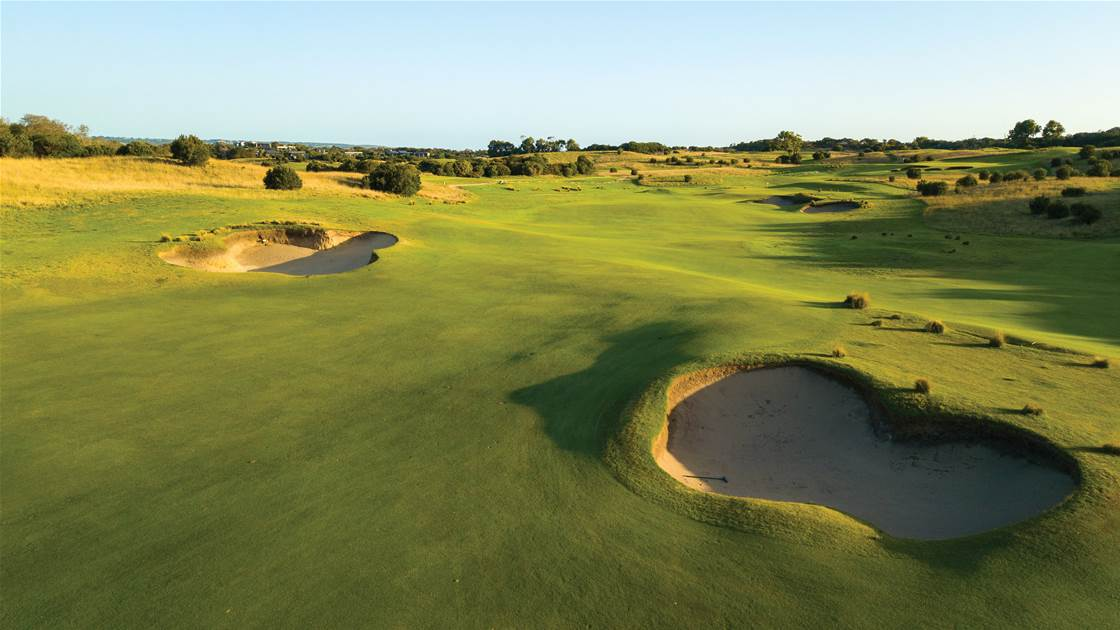 Review: Moonah Links Golf Club