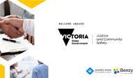 Department of Justice and Community Safety Victoria selects Beezy intelligent workplace