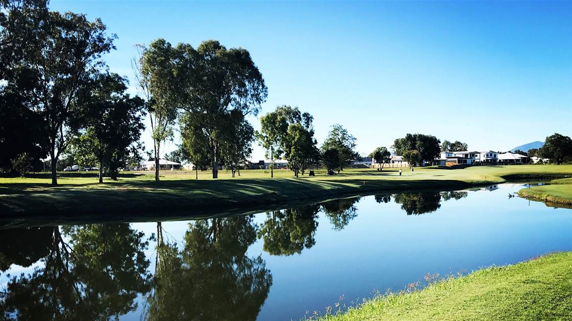 Join A Club: Townsville Golf Club