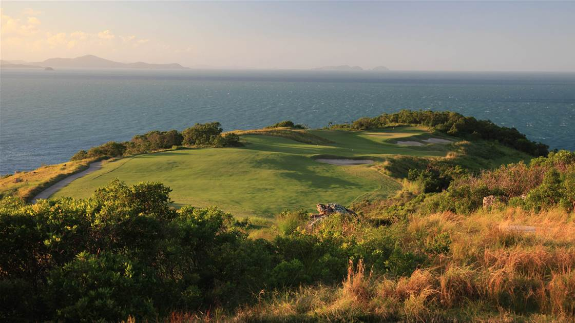 Review: Hamilton Island Golf Club