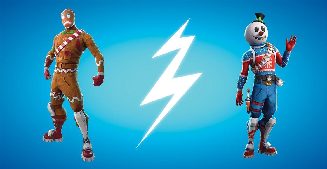 Which Fortnite skin do you prefer?