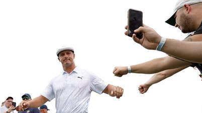 Ogilvy: The mental health challenges of pro golf