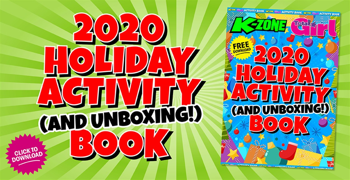 Download The Free Holiday Activity (and Unboxing) Book
