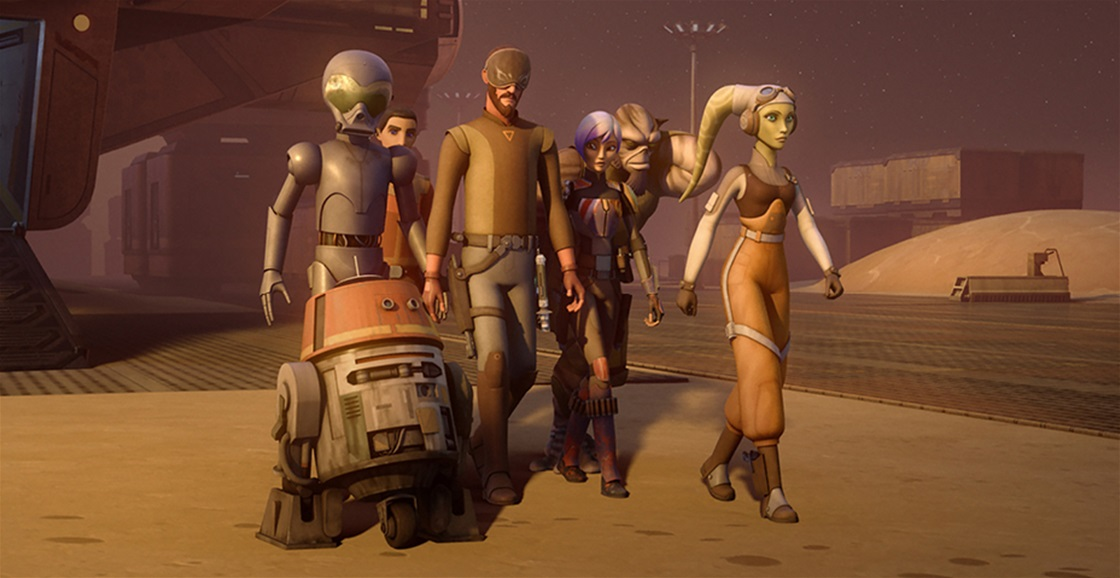 Are You Excited For Star Wars Rebels Season 3?