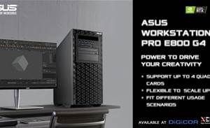 Why complex, business-critical computing requires Asus' new workstations