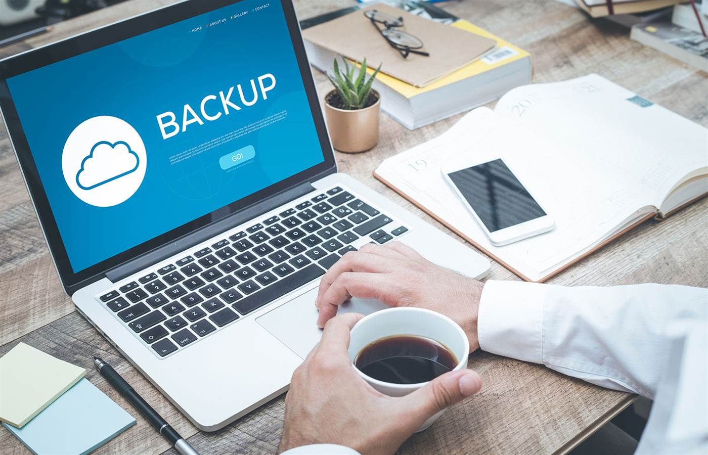 The channel opportunity in SaaS backup