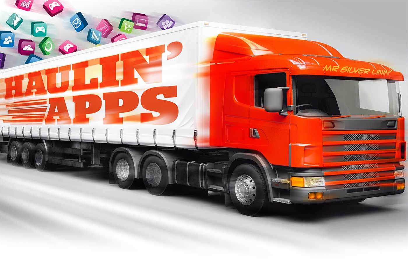 Haulin' apps: Why disties are going nuts for cloud