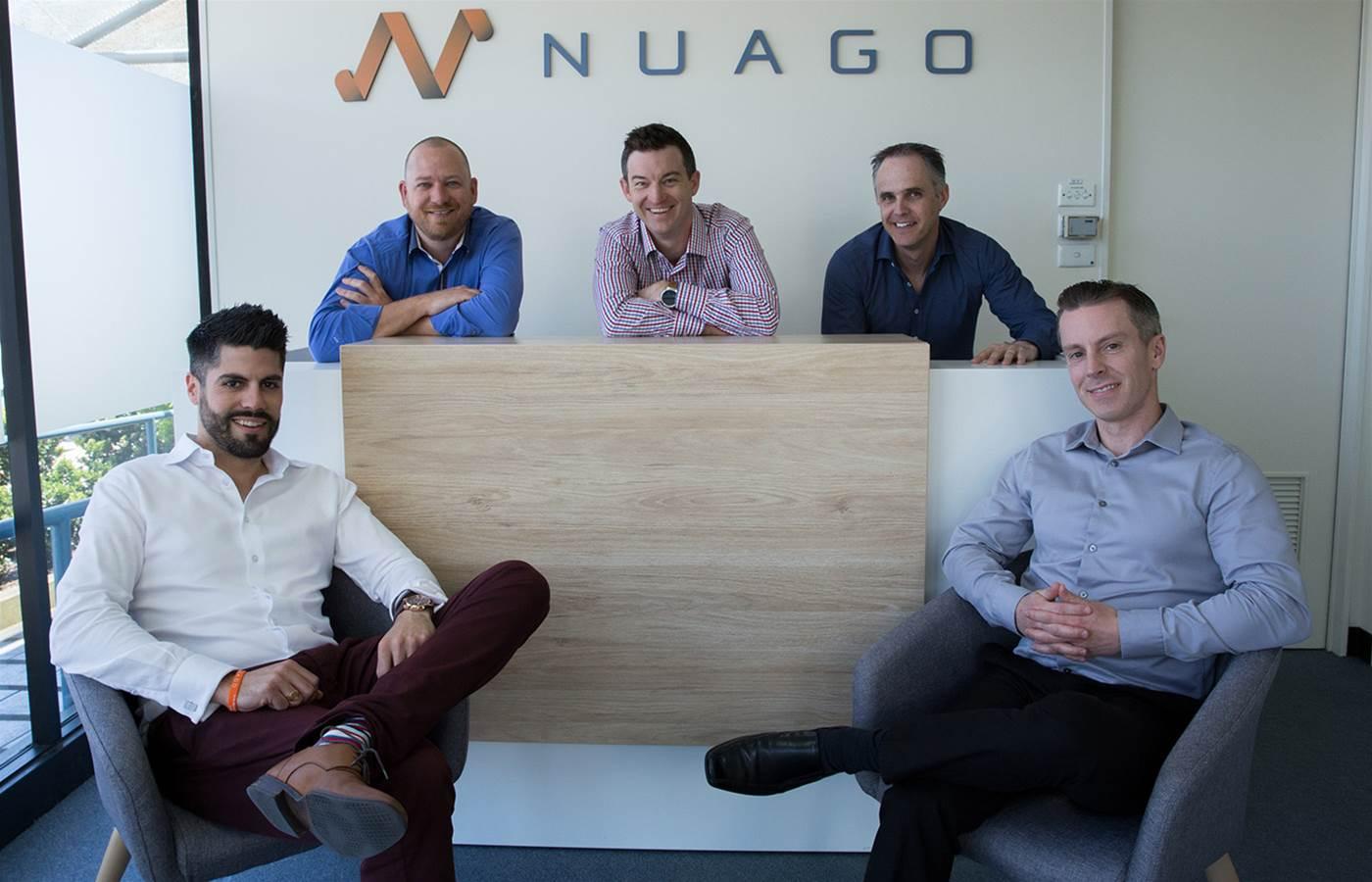 2018 CRN Fast50 No.7 Nuago