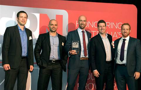 CRN Fast50 finalist Basis Networks bet big on security