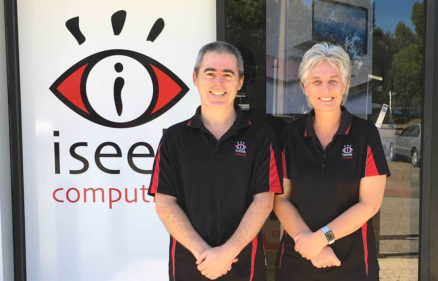 Regional reseller iSeek Computing delivers managed services to the Adelaide Hills