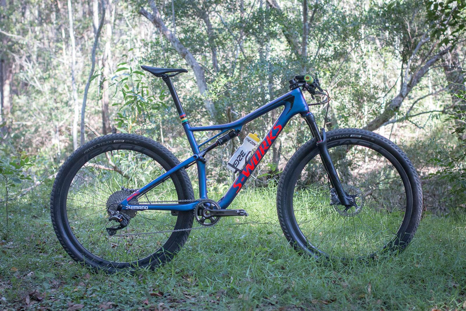 Bike Check: Cam Wright's Shimano XTR equipped Specialized Epic