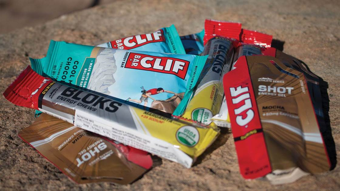 TESTED: Clif sports nutrition