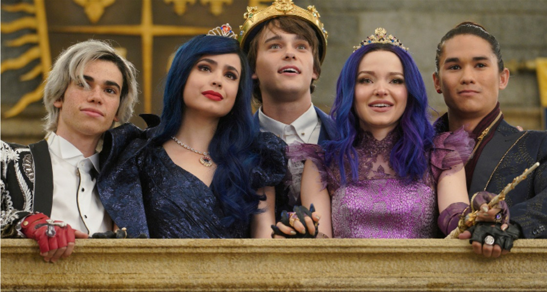 Who is your fave Descendants girl?