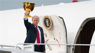 Presidential Visit: The effect of Trump on Royal Melbourne