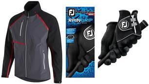 Tested: FootJoy HydroTour Jacket & RainGrip Glove