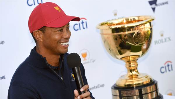 "Tiger's Blog: US team will be ""one of the strongest"""
