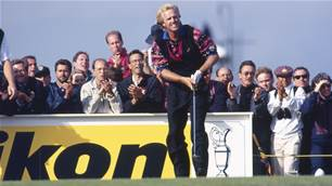 The Open: When the Shark attacked Royal St. George's