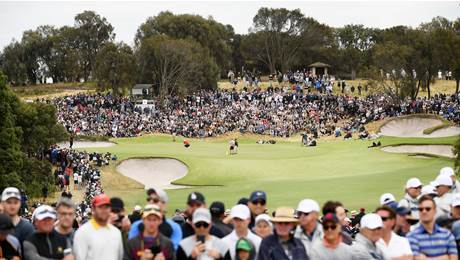 Morri: Why Royal Melbourne could host the PGA Championship
