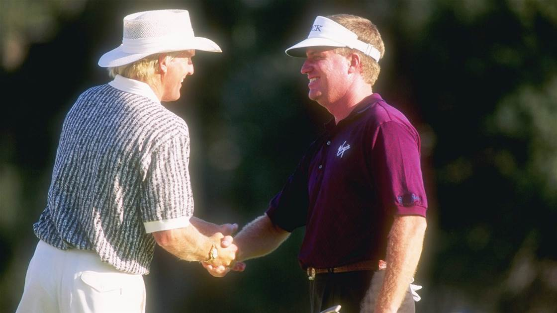 Free crossword: Australian golf in the '90s