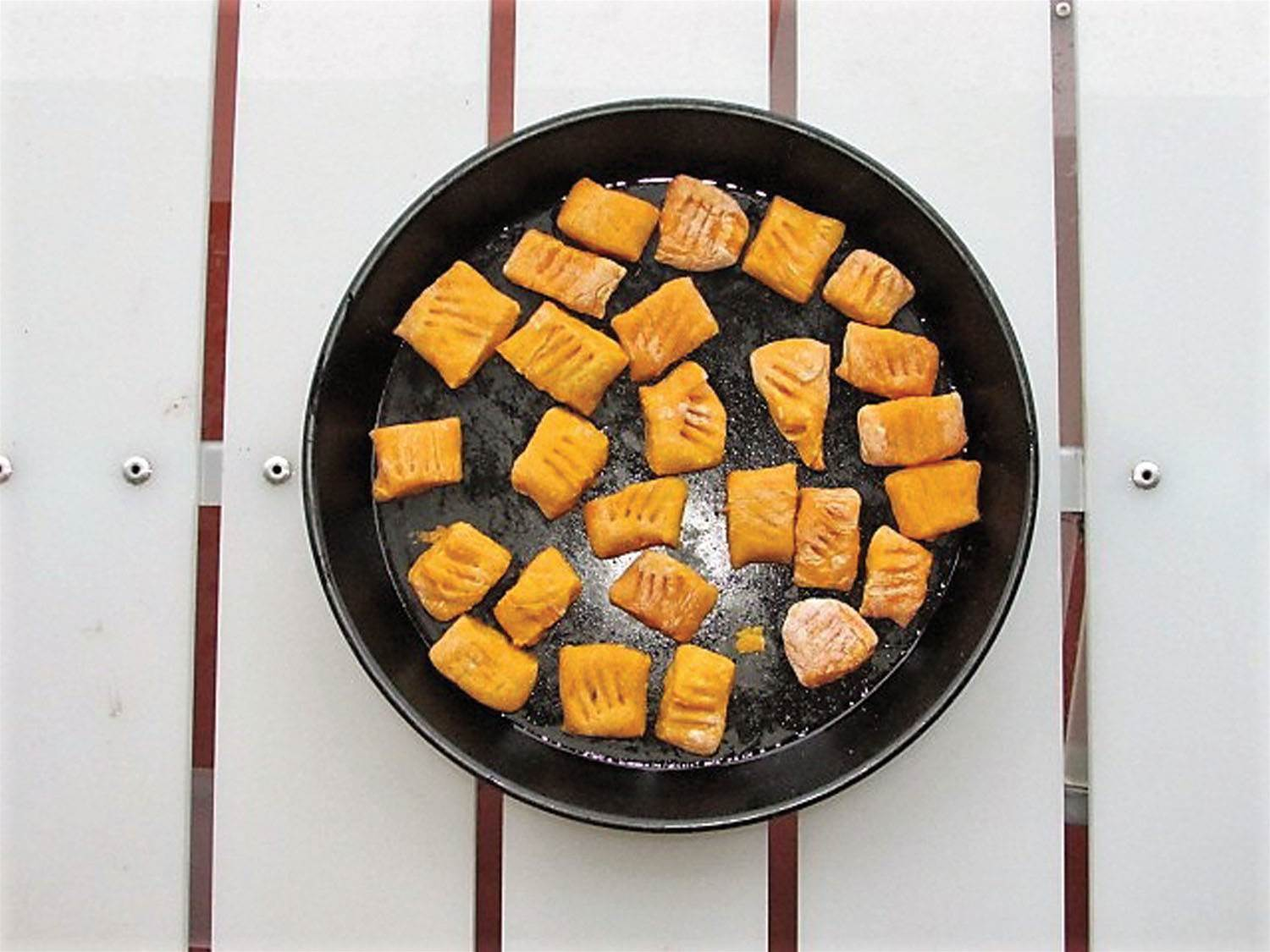 RECIPE: Pumpkin and ricotta gnocchi