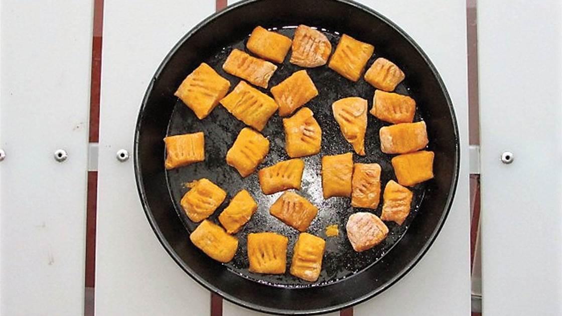 RECIPE: Pumpkin and ricotta gnocchi