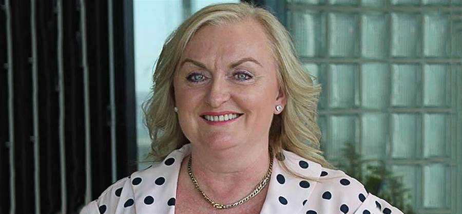 Veeam channel chief profile: Janet Docherty