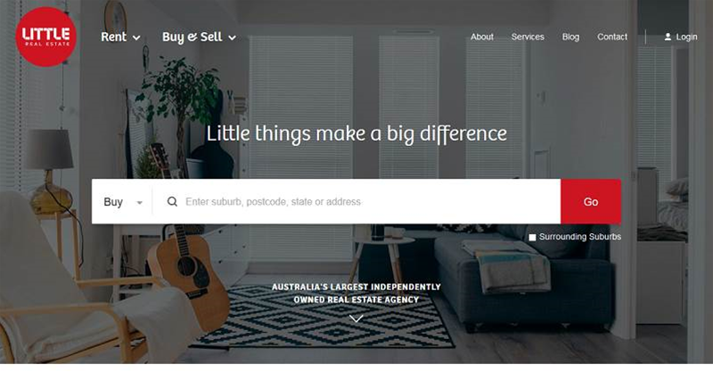 Little Real Estate gets big results from cloud ERP