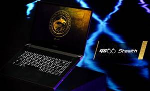 MSI shows first laptops with Wi-Fi 6E, Nvidia RTX 30 graphics
