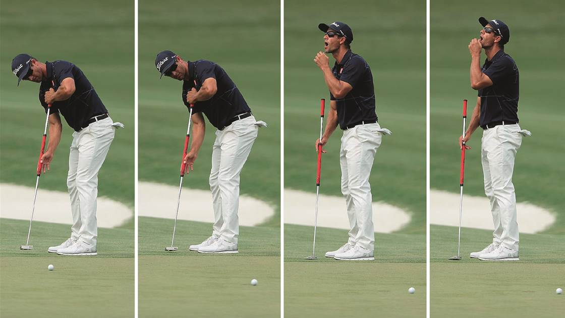 ANALYSIS: The Most Talked About Putting Stroke in Golf