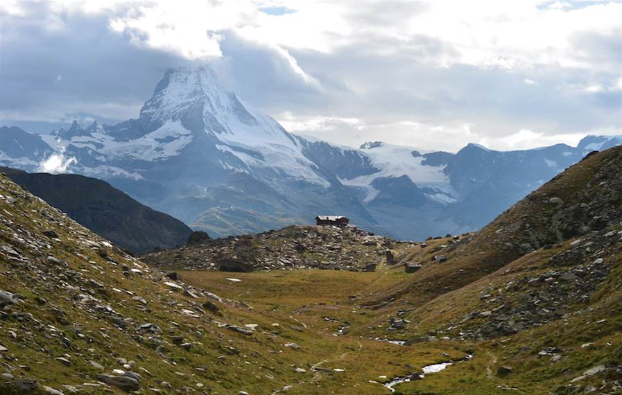 Take an alpine MTB holiday in a Swiss mountain hut