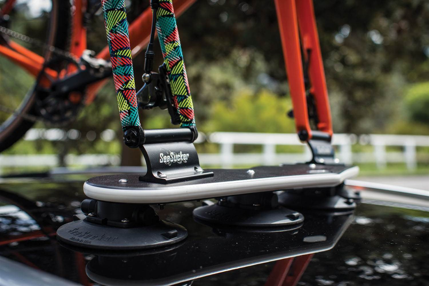 TESTED: SeaSucker Mini Bomber roof rack