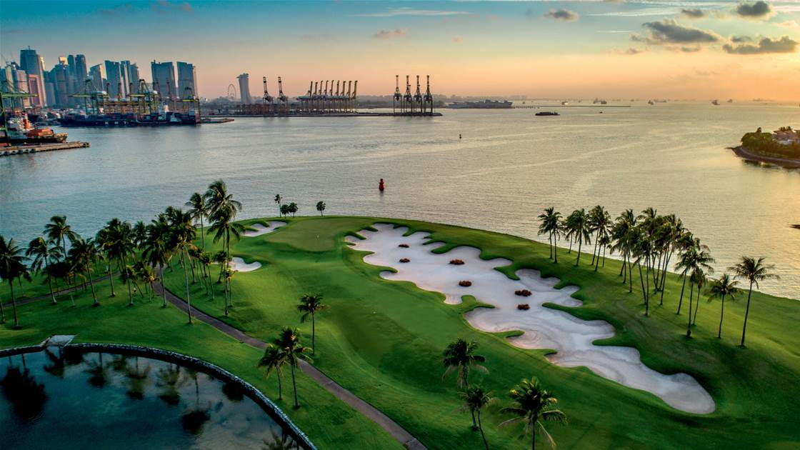 Singapore: Where the golf (and food) is ... Hot & Spicy