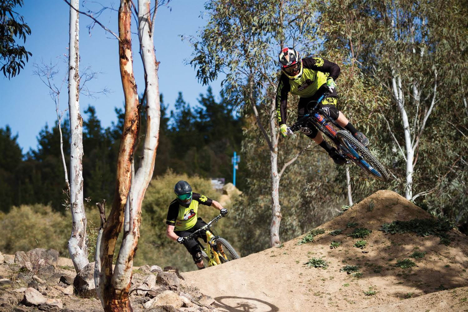 Places That Rock: Vapour Trail, Stromlo