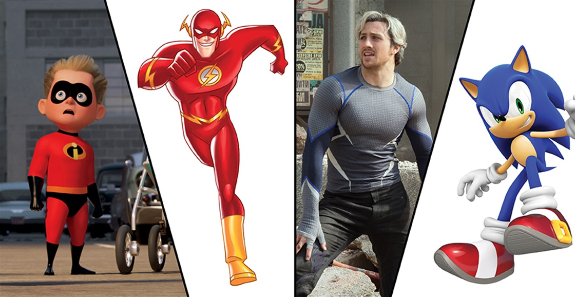 Who is your fave speedster?