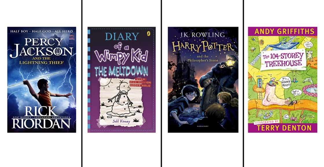 What book series would you choose?