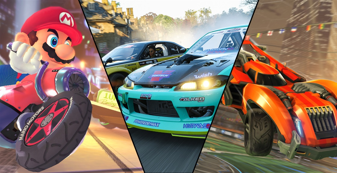 Which high speed series is your fave to play?