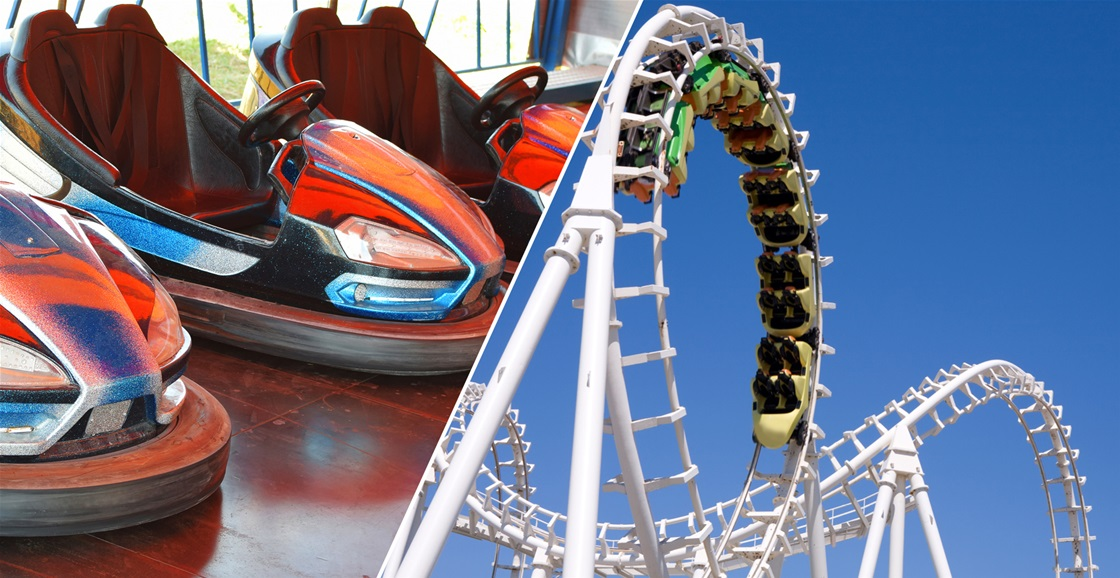 Which is the best theme park ride?