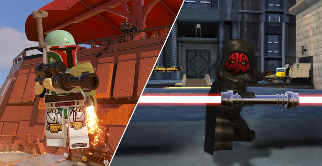 Which LEGO Star Wars boss is cooler?