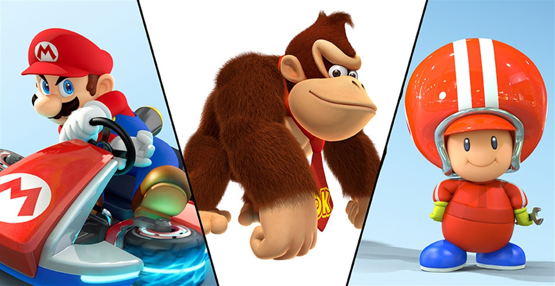 Who is the best Mario Kart character?