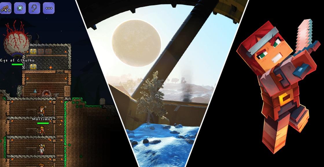 Which is the best sandbox game?