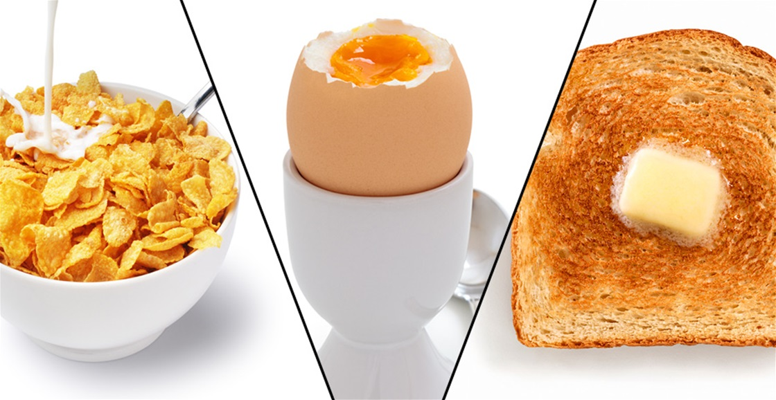 What is the ultimate breakfast food?