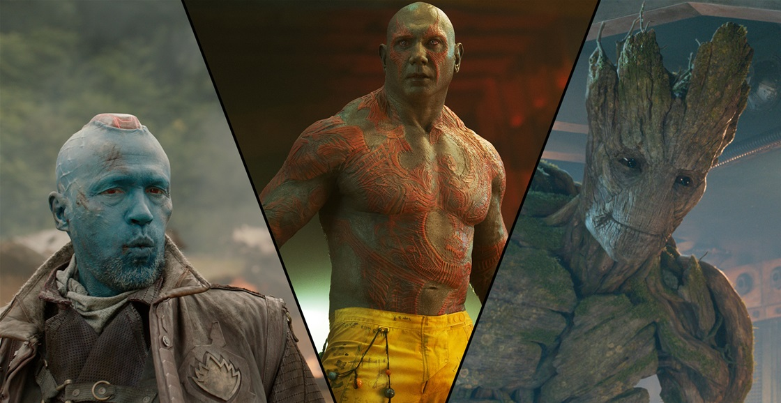 Which Guardians of the Galaxy origin story would you like to see?