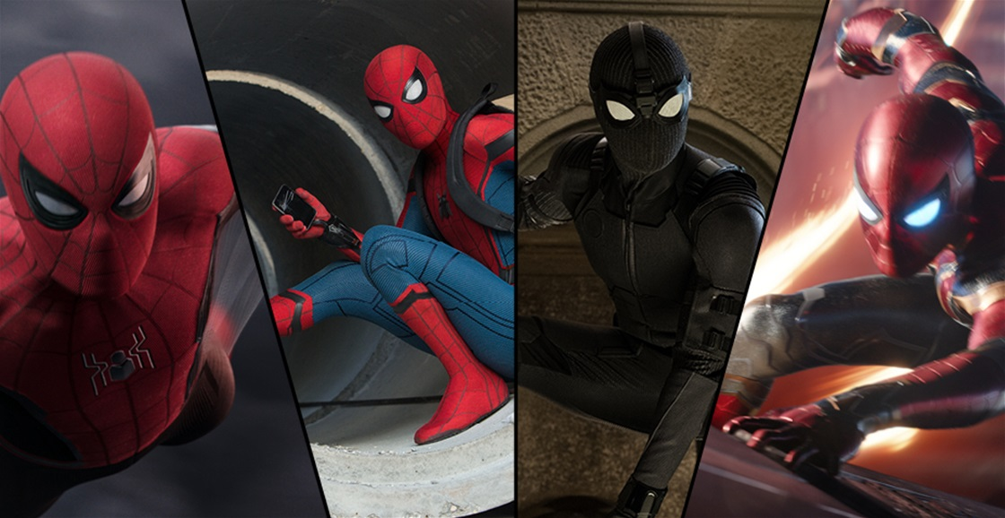 Which Spider-Man suit would you want?