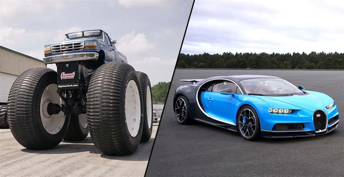 Which vehicle do you want to drive most?