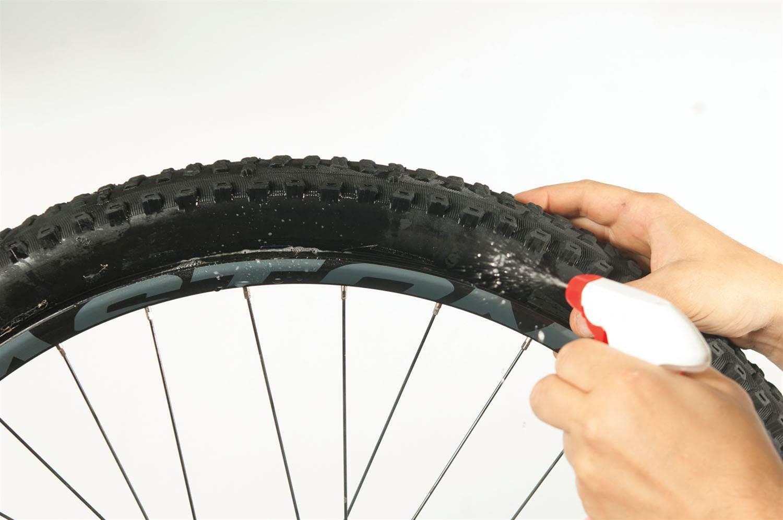 Tips and tricks for tubeless setup