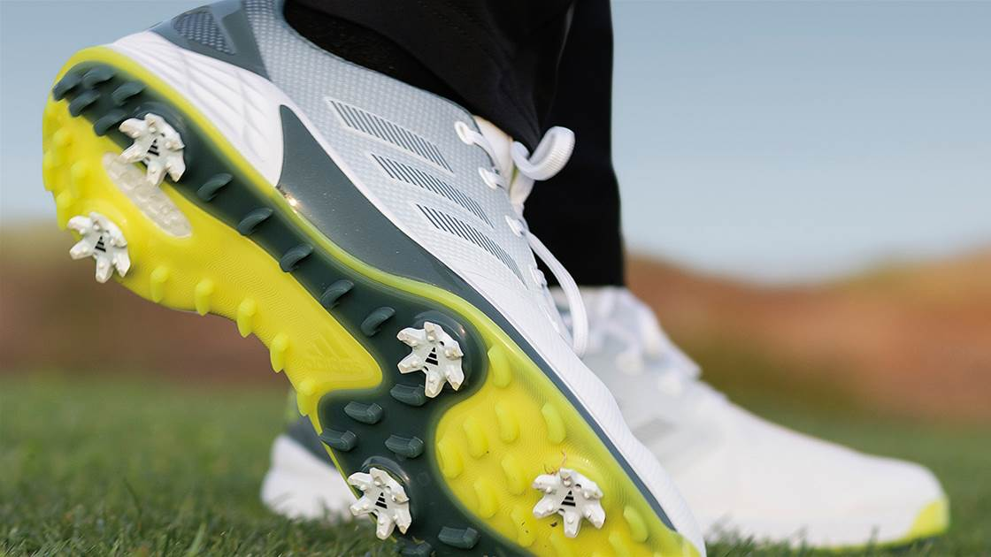 Tested: Adidas ZG21 golf shoes